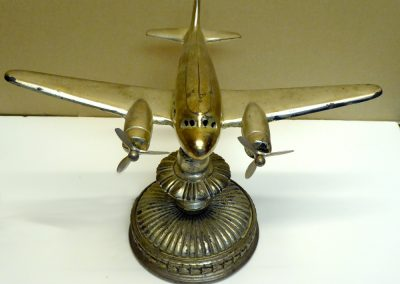 Antique Airplane Lamp - Made in Canada
