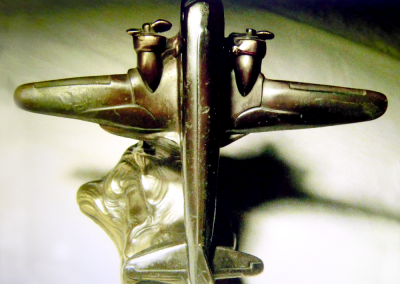 The evolution of the Canadian Airplane lamp